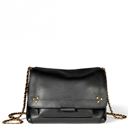 JEROME DREYFUSS TASKE - LULU MEDIUM NOIR/