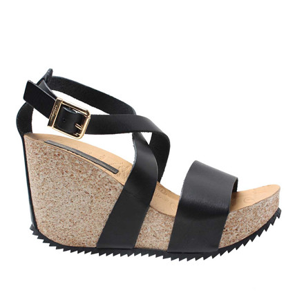 PENELOPE COLLECTION SANDAL - 4010 SORT