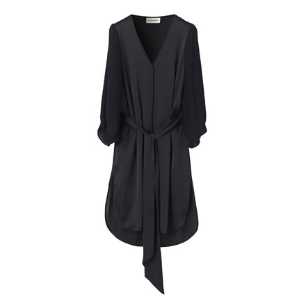 BY MALENE BIRGER KJOLE - DRIPPI BLACK