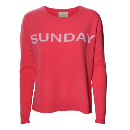 ROSAS STRIK - SUNDAY L-3 PINK