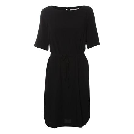 ROSEMUNDE KJOLE - 6652 DRESS 3/4 BLACK