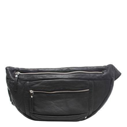 DEPECHE BUM BAG - 10736 LARGE BLACK