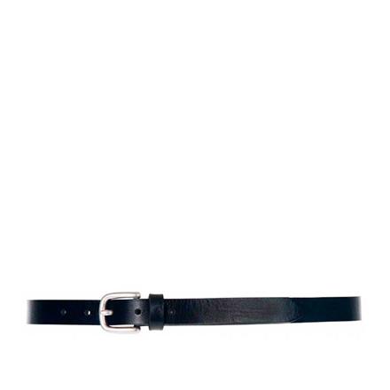 DEPECHE BÆLTE - 11012 NARROW BLACK