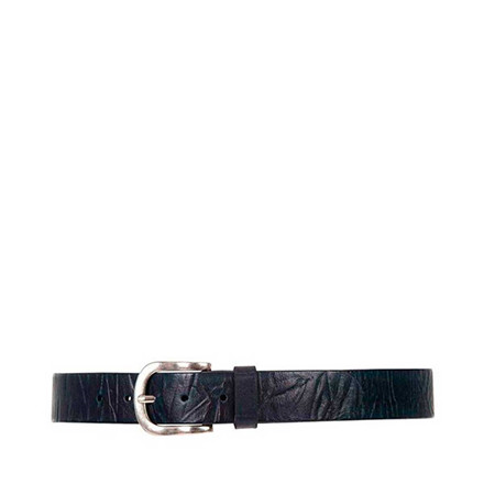 DEPECHE BÆLTE - 11518 JEANS BELT DARK BLUE