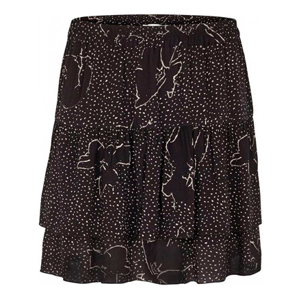 SECOND FEMALE NEDERDEL - TALLY SKIRT BLACK
