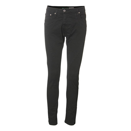 PLEASE JEANS - P88NFF FINE FLAP NERO