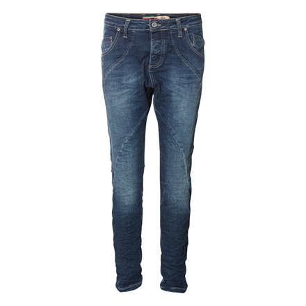 PLEASE JEANS - P61SGU NC ROMA BLUE DENIM