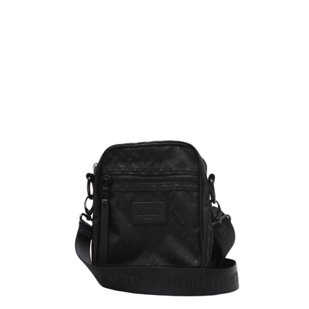 LALA BERLIN TASKE - SHOULDER BAG MARIO CLASSIC BLACK