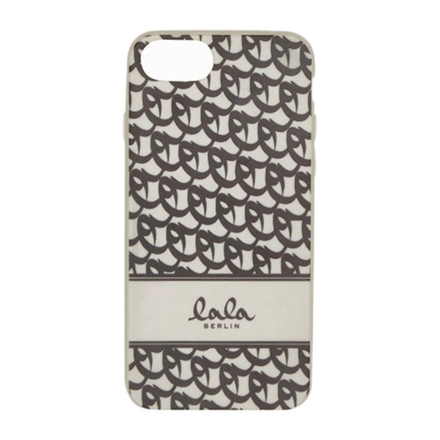 LALA BERLIN IPHONE COVER - BLAIR 7 POWDERBEIGE