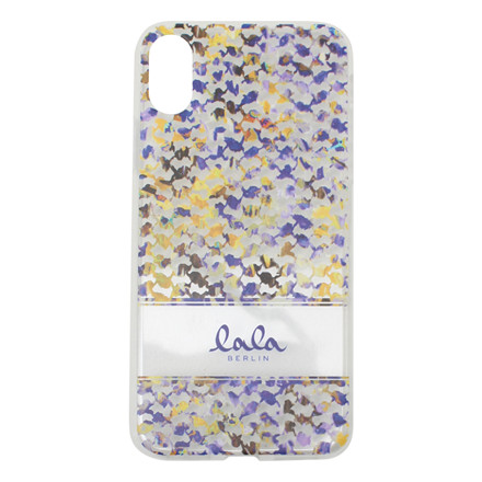 LALA BERLIN IPHONE COVER - SERENA IPHONE X CASE SUNRISE
