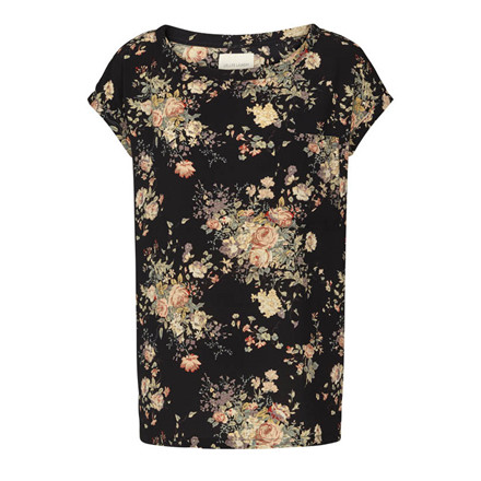 LOLLYS LAUNDRY TOP - KRYSTAL TOP  74 FLOWER