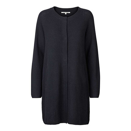 LOLLYS LAUNDRY CARDIGAN - STELLA  27 DARK NAVY