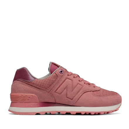 NEW BALANCE SNEAKERS - WL574GRY ROSA