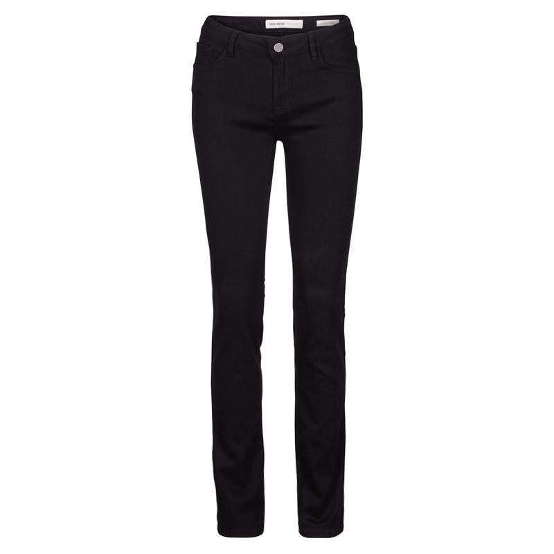 MOS MOSH JEANS - ATHENA REGULAR BLACK