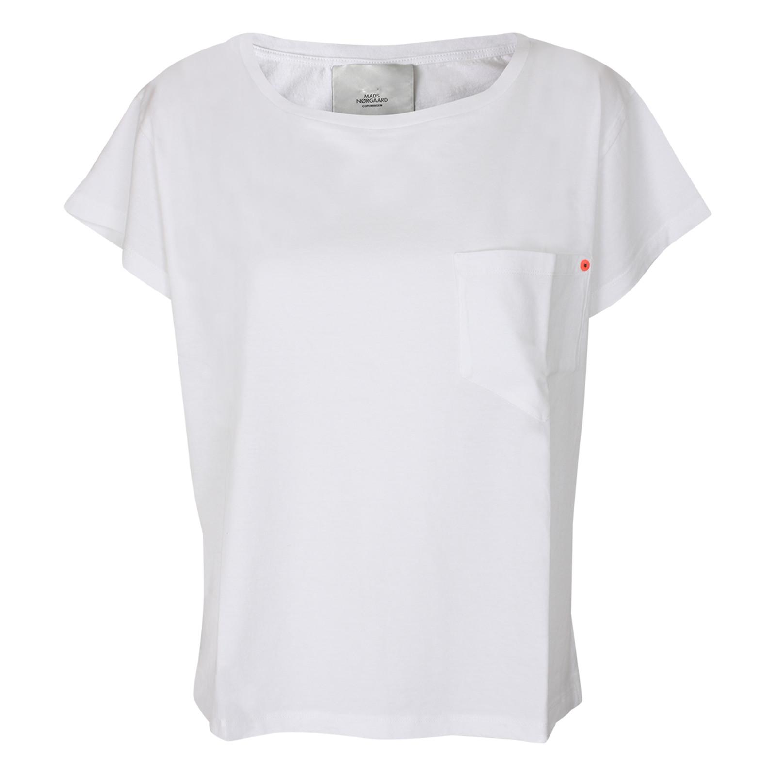 fcd7e22d50c Torva t-shirt hvid- Mads Nørgard   Rikke Solberg