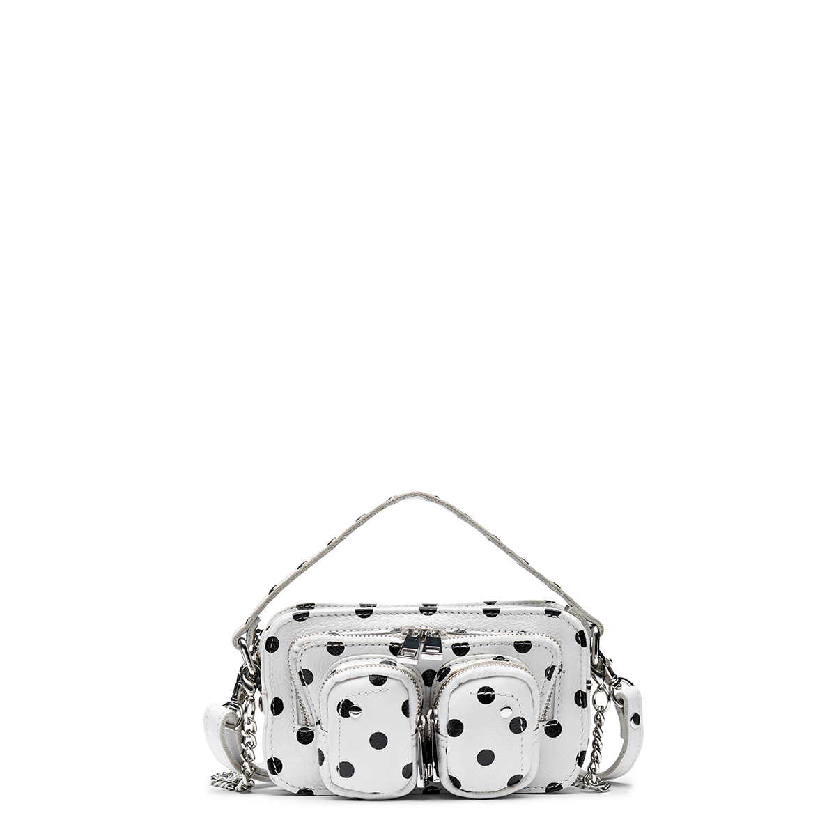 NÚNOO TASKE - HELENA DOT WHITE W. BLACK DOTS