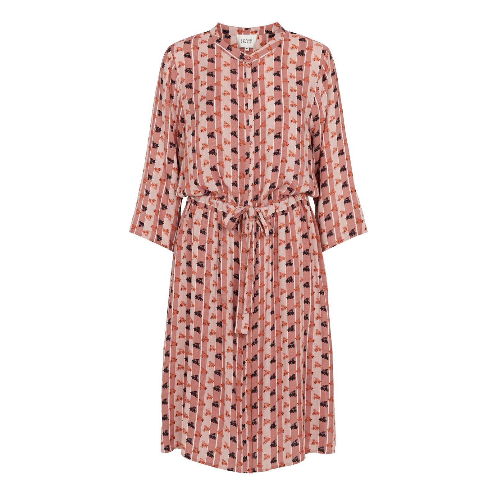 fc5fc79483e Desirely kjole rosa - Second Female   Rikke Solberg