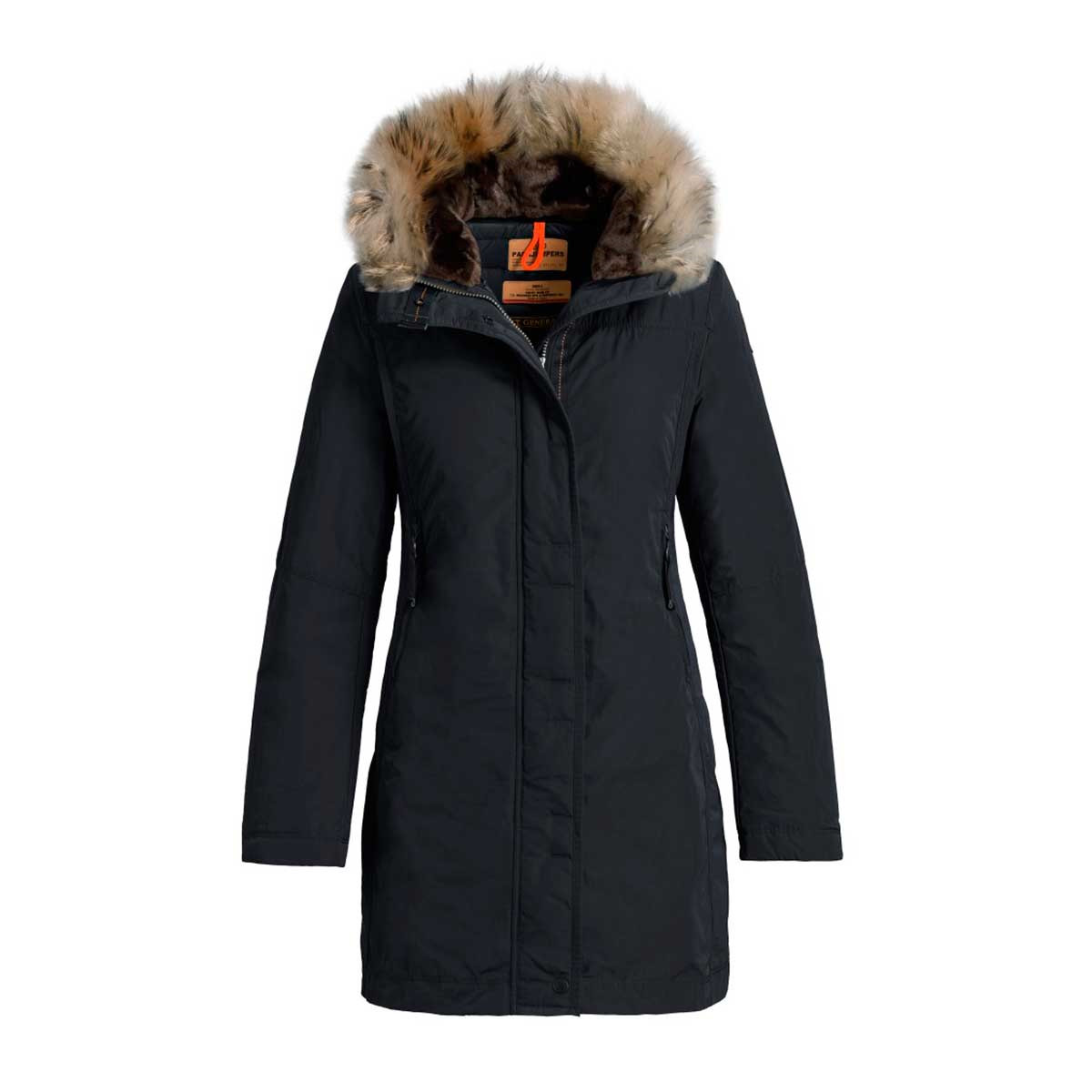 PARAJUMPERS JAKKE - SELMA BLUE BLACK