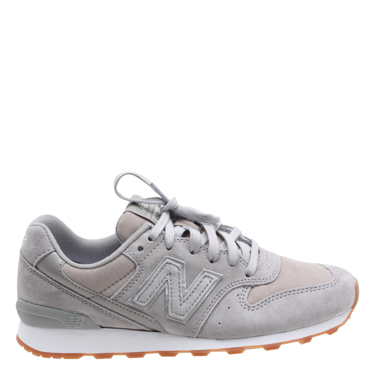 NEW BALANCE SNEAKERS - WR996NEC LYS GRÅ