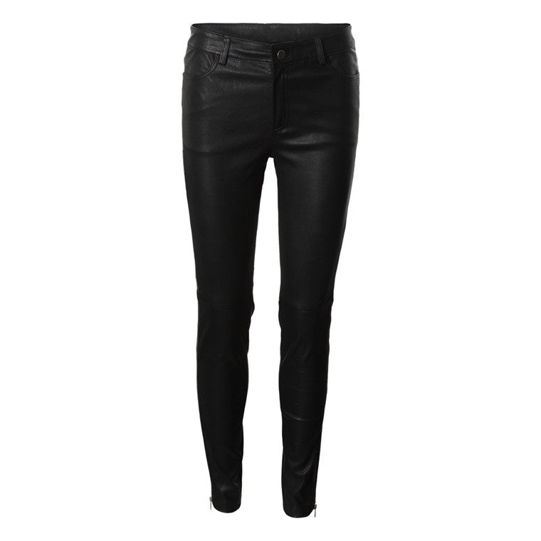 CUSTOMMADE BY NUMBERS SKINDBUKSER - SUSI ANTHRACITE BLACK