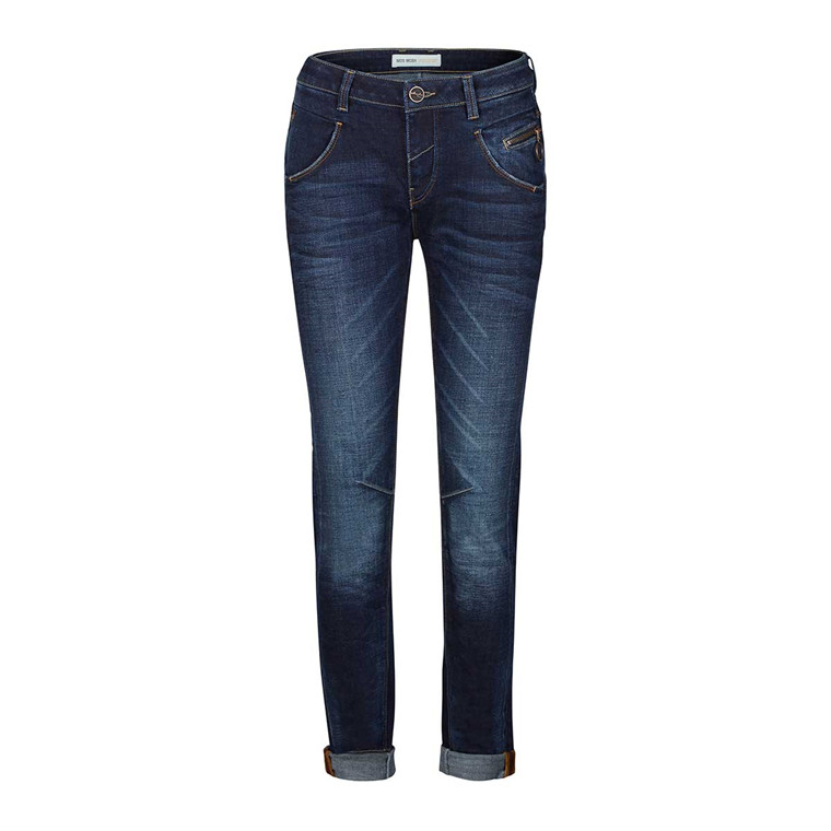 MOS MOSH JEANS - ALLEY BLUE DENIM