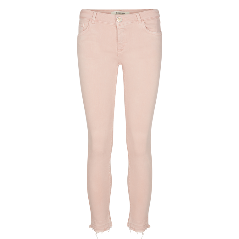 MOS MOSH JEANS - SUMNER COLOUR ROSE REG