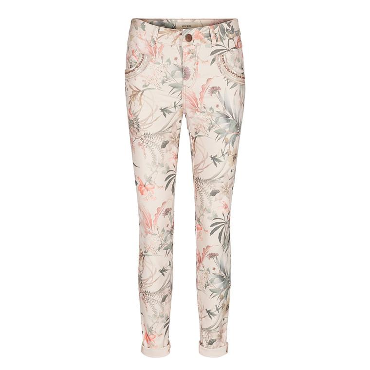 MOS MOSH BUKSER - NAOMI SHINE FLOWER ROSE FLOWER
