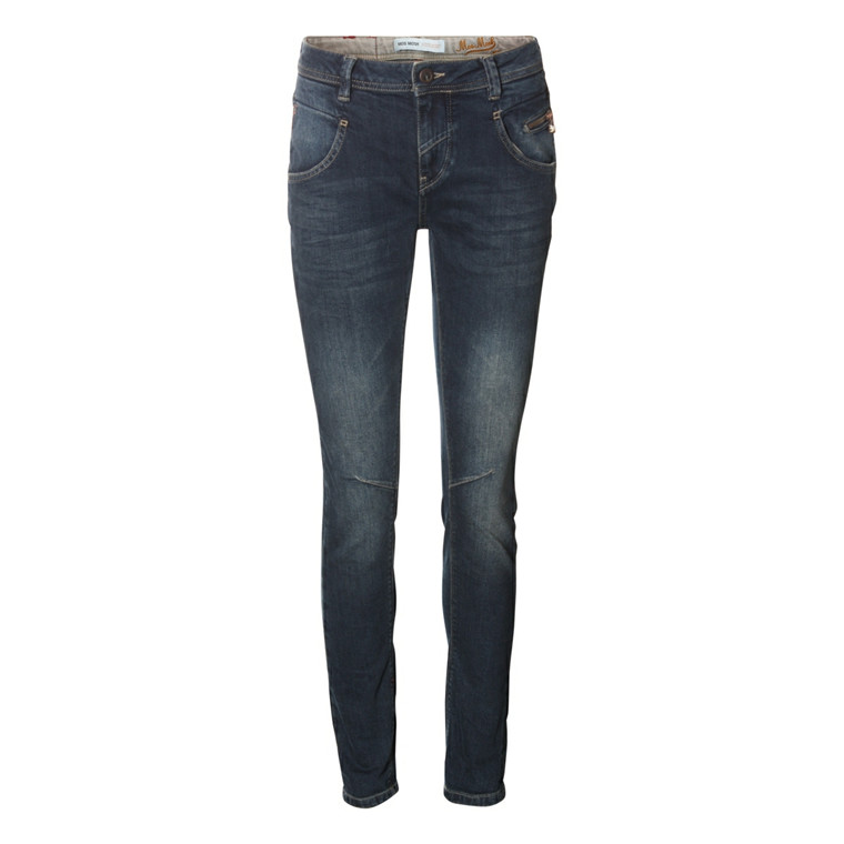 MOS MOSH JEANS - NELLY BLUE DENIM
