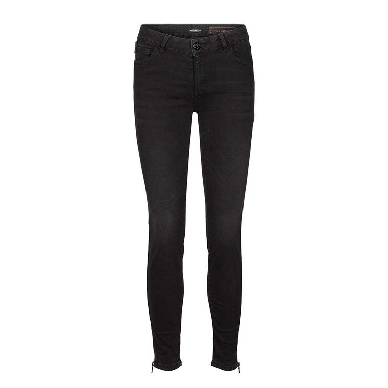 MOS MOSH JEANS - VICTORIA POWER BLACK