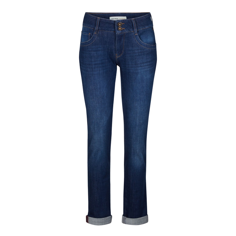 MOS MOSH JEANS - DOROTHEA FREEDOM BLUE DENIM