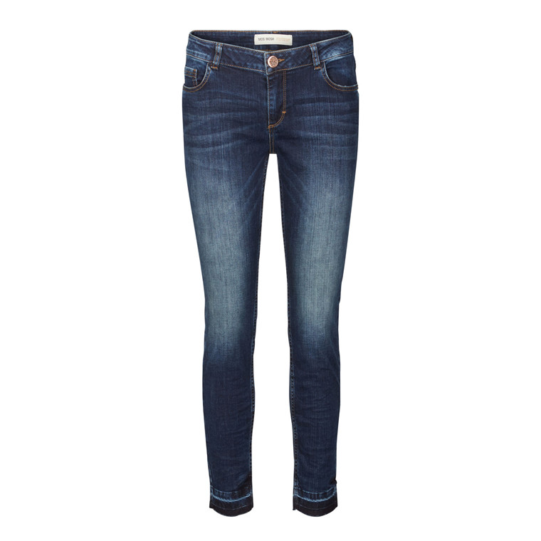 MOS MOSH JEANS - SUMNER DARK BLUE DENIM