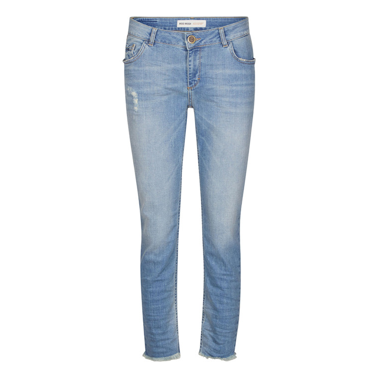 MOS MOSH JEANS - SUMNER DELIGHT 405 LIGHT BLUE DENIM