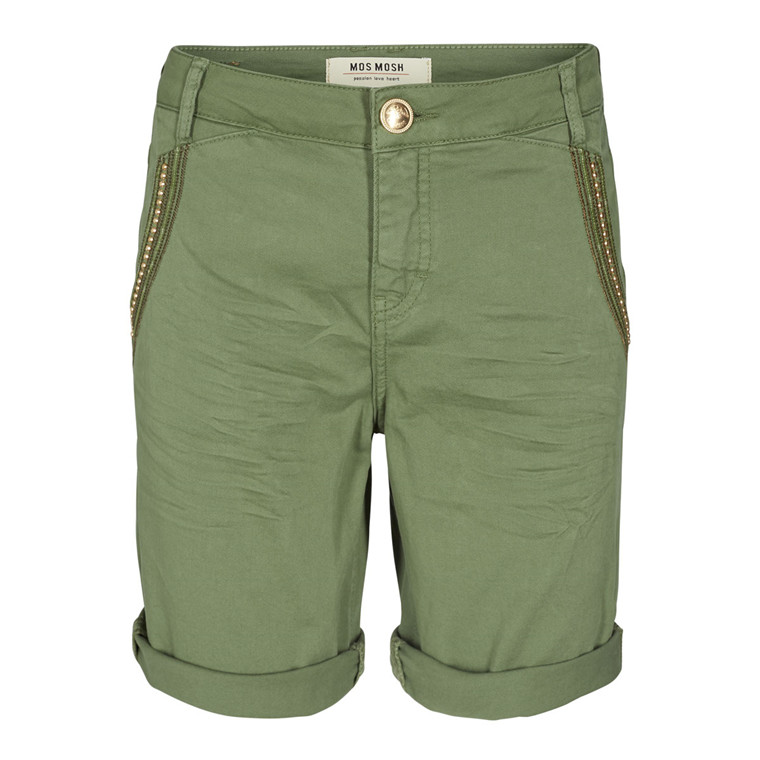 MOS MOSH SHORTS -  ETTA SHINE ARMY