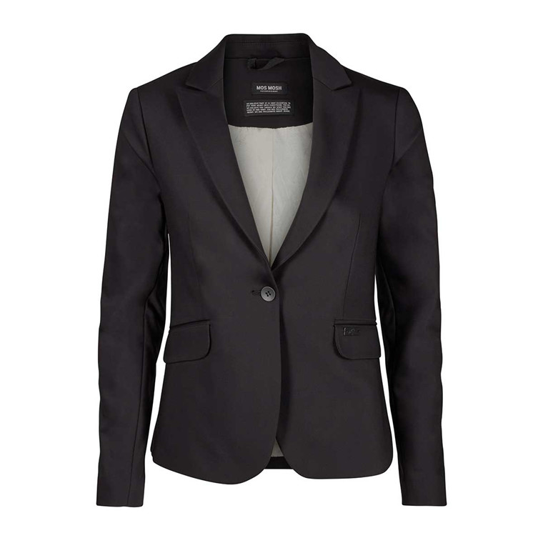 MOS MOSH BLAZER - BLAKE NIGHT BLACK