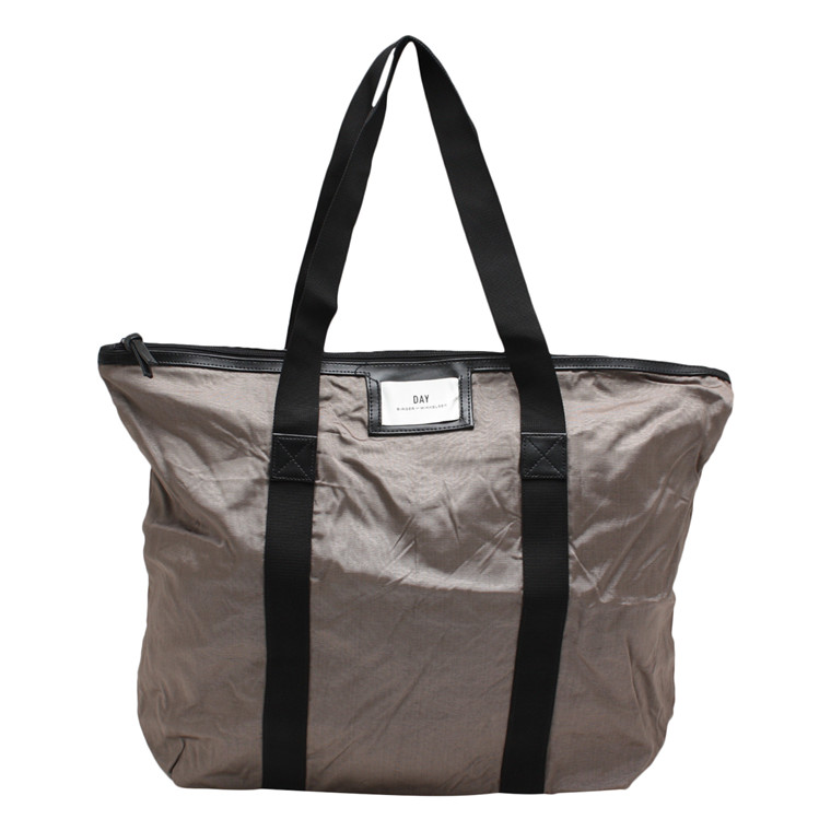 DAY BIRGER ET MIKKELSEN TASKE - GWENETH CREASE BAG 11016 GHOST GREY