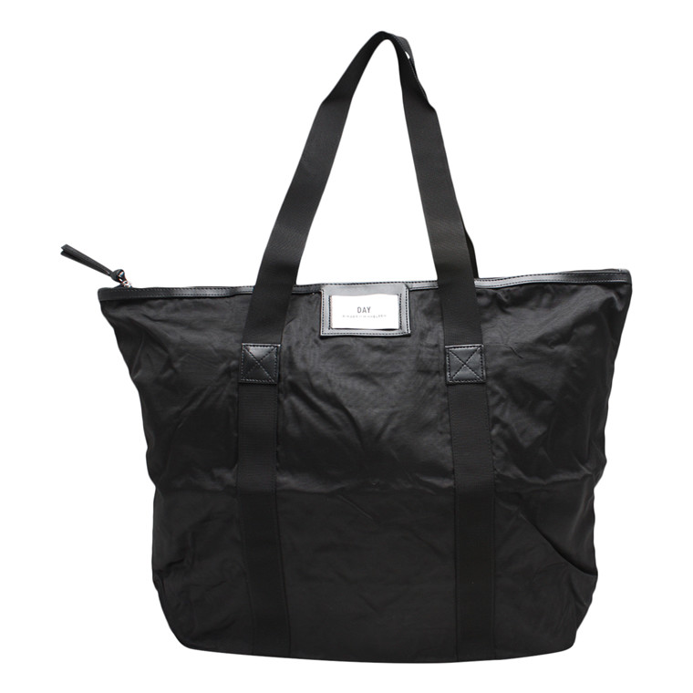 DAY BIRGER ET MIKKELSEN TASKE - GWENETH CREASE BAG 12000 BLACK