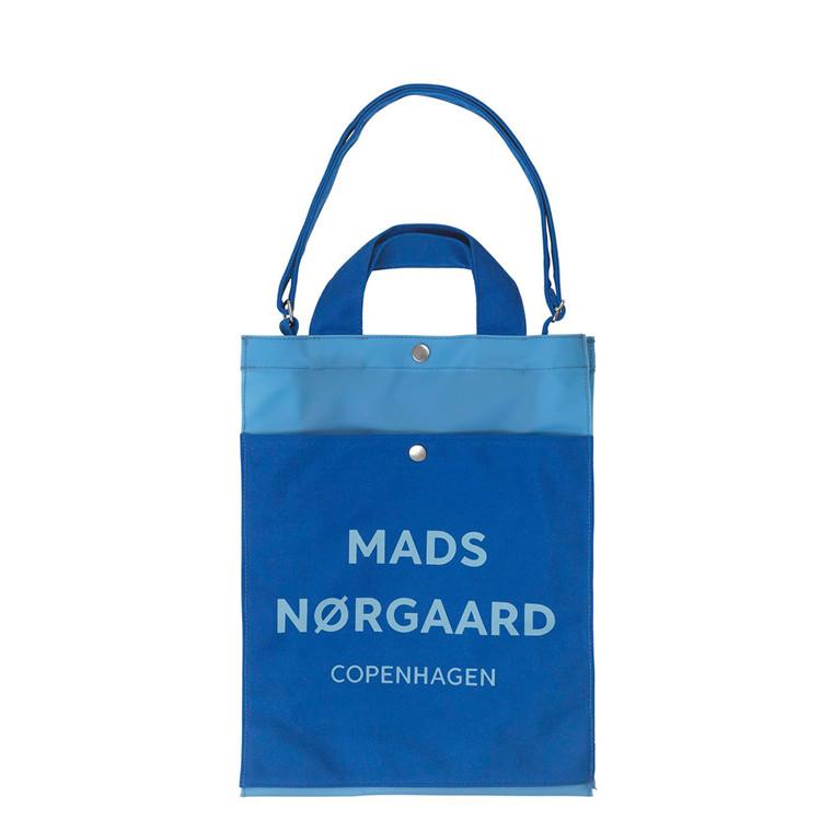 MADS NØRGAARD TASKE - BAG K BLUE