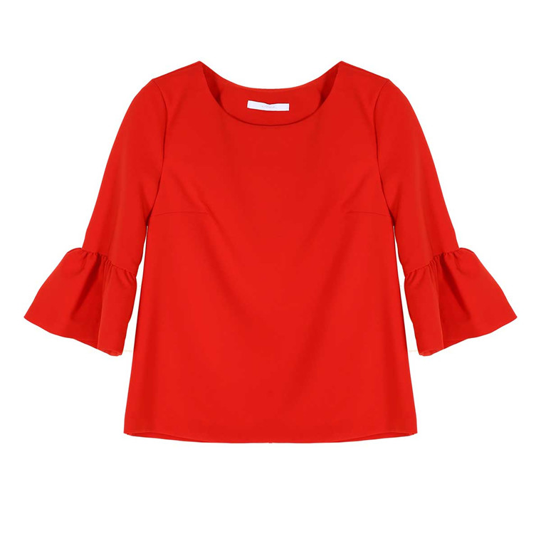 IMPERIAL BLUSE - M9990068D ROSSO