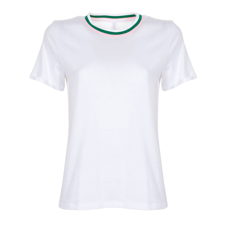 IMPERIAL T-SHIRT - T516VAH BIANCO