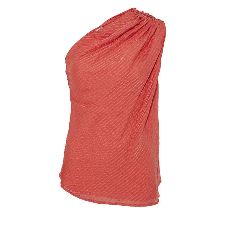 JULIE FAGERHOLT - HEARTMADE BLUSE - INNO 78 NEW CORAL