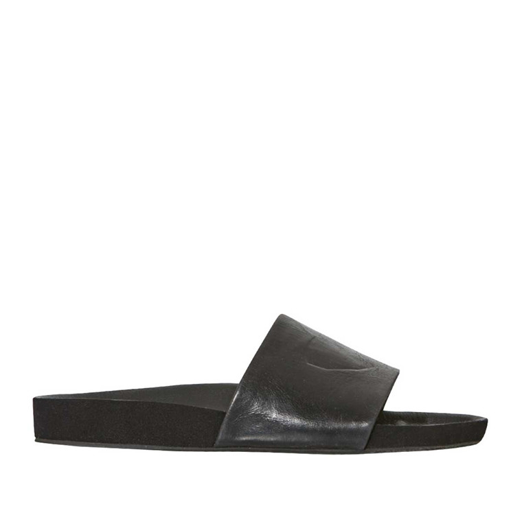 JULIE FAGERHOLT - HEARTMADE SANDAL - DILLY BLACK