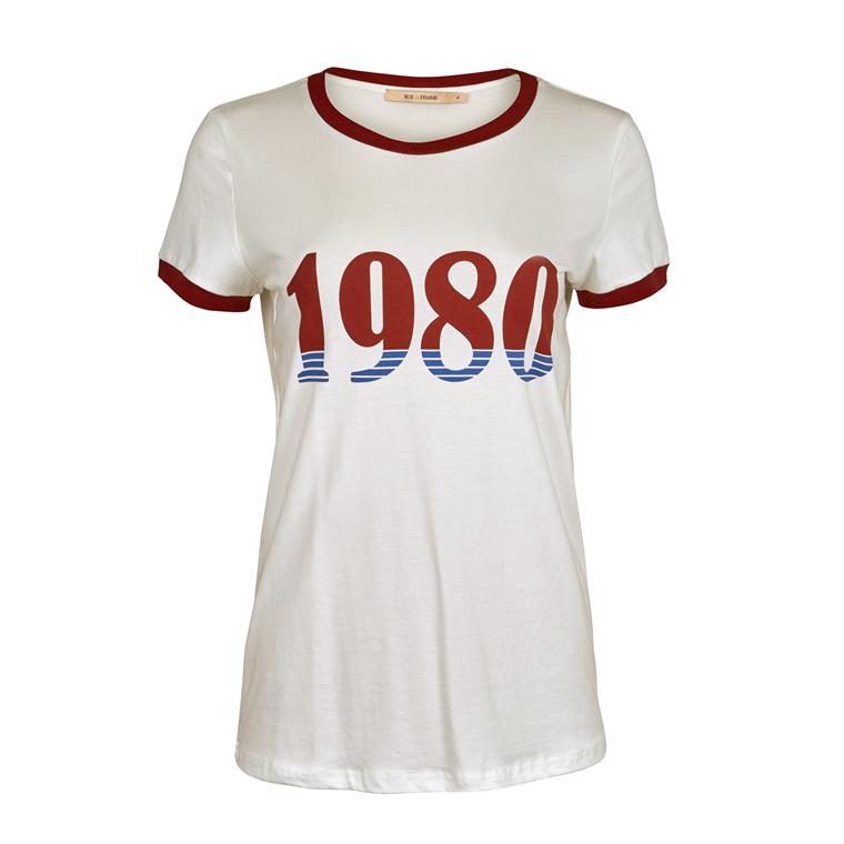RUE DE FEMME T-SHIRT - 80'S TEE 02
