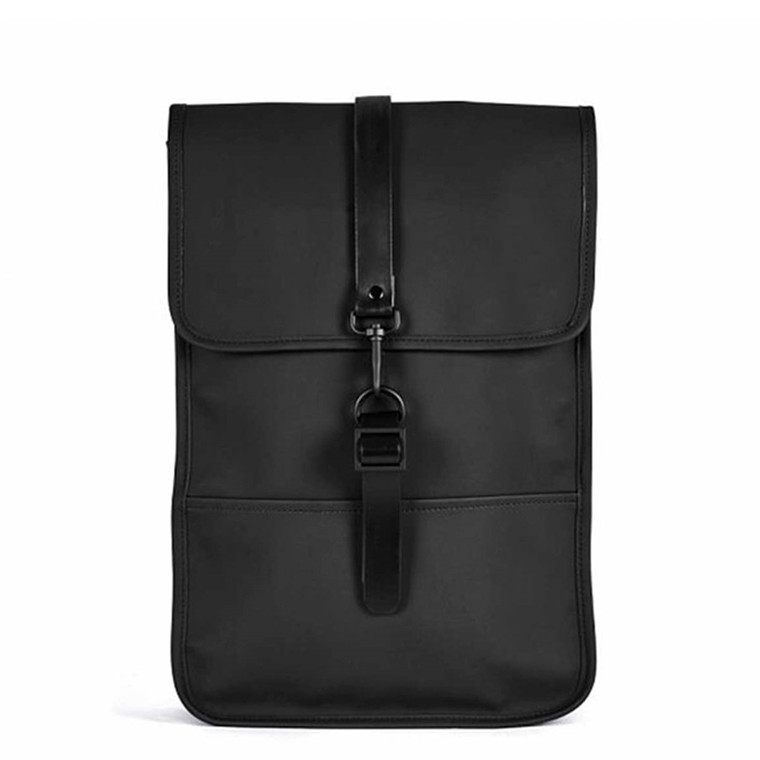 RAINS BACKPACK - 1220 BLACK