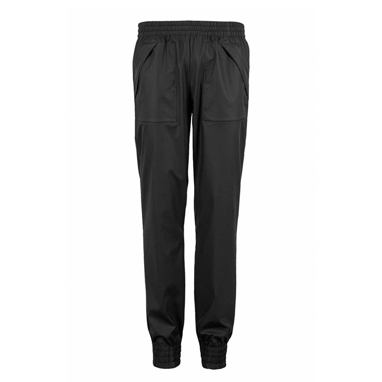 RAINS REGNBUKSER - 1272 TRAIL PANTS BLACK