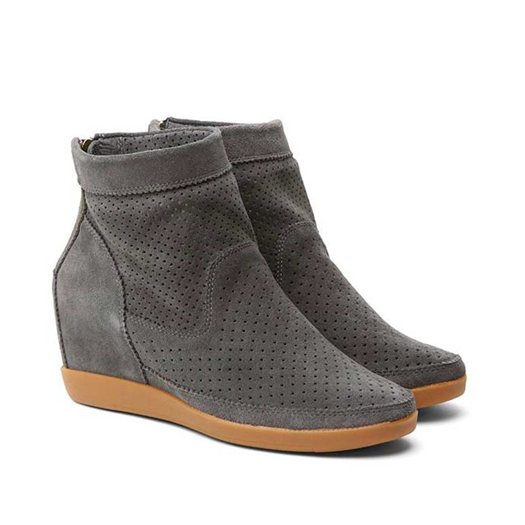 SHOE THE BEAR STØVLER - EMMY DARK GREY
