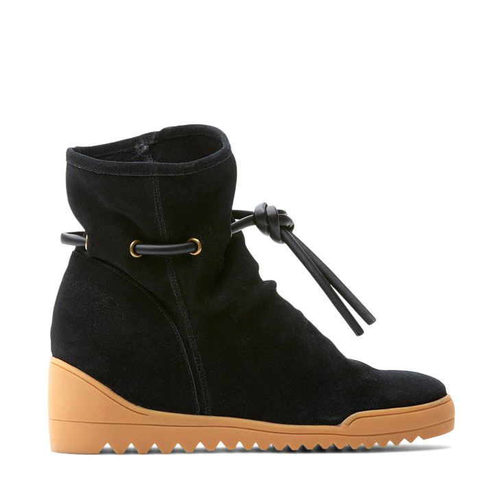 SHOE THE BEAR STØVLER - LINE S BLACK