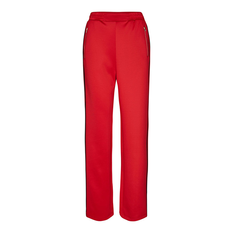 CO'COUTURE BUKSER - KENZIE SPORT RIO RED
