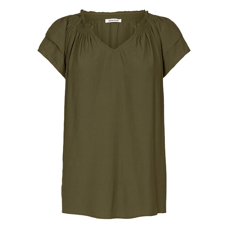 CO'COUTURE TOP - SUNRISE GREEN