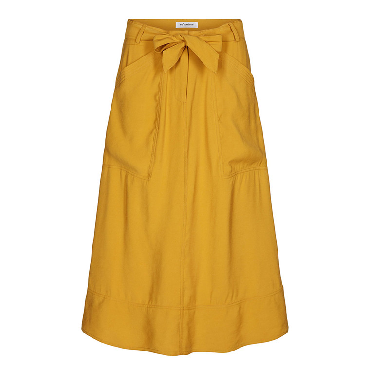 CO'COUTURE NEDERDEL - ANNA MUSTARD