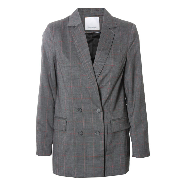 CO'COUTURE  BLAZER - PRINCE MID GREY